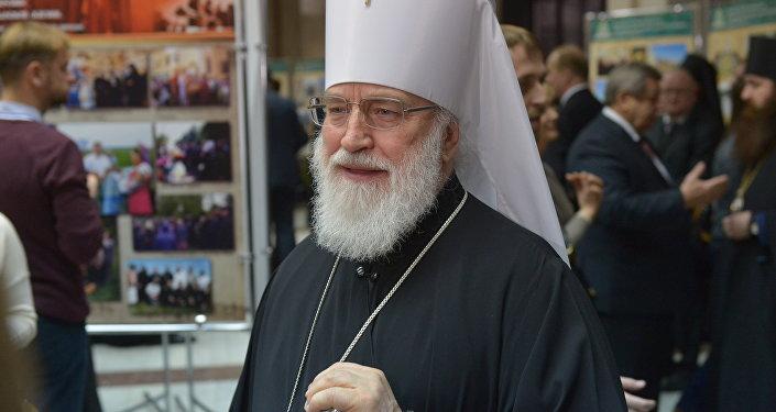 Митрополит Минский и Заславский Павел на Вторых Белорусских рождественских чтениях
