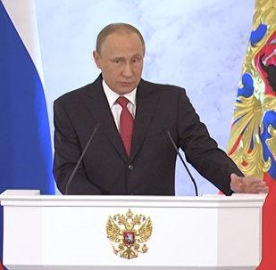 Послание Путина Федеральному собранию: приоритеты, трудности и внешняя политика