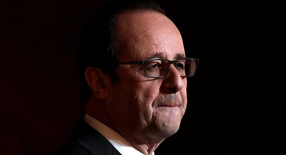 Олланд объявил, что небудет баллотироваться напост президента Франции