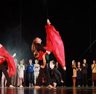 Международный фестиваль современной хореографии IFMC'2016