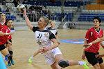 Карина Ежикова - лучший игрок матча
