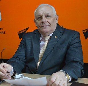 Председатель центрального правления Белорусского общества инвалидов Владимир Потапенко