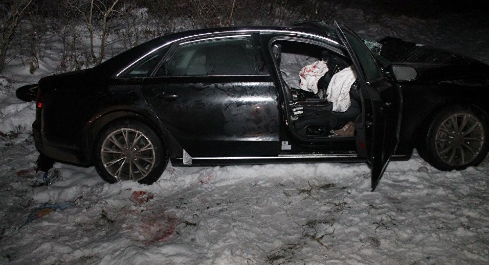 Шофёр Дэу умер влобовом ДТП с нетрезвой компанией на Ауди