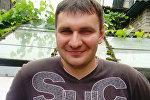 Врач-реаниматолог Барановичской горбольницы №2 Александр Немеро