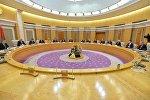 Встреча делегации Сената Польши с белорусскими коллегами