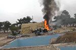 В Алеппо боевики обстреляли госпиталь Минобороны РФ: съемка очевидцев