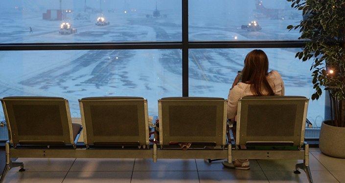 В «Шереметьево» отменены около 130 рейсов из-за непогоды