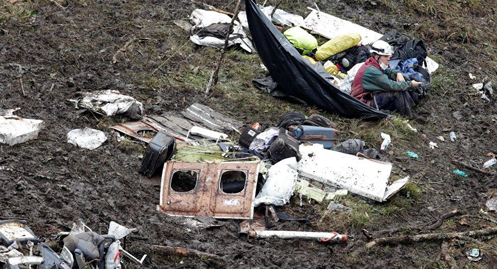 Пилот разбившегося вКолумбии самолёта находился под следствием