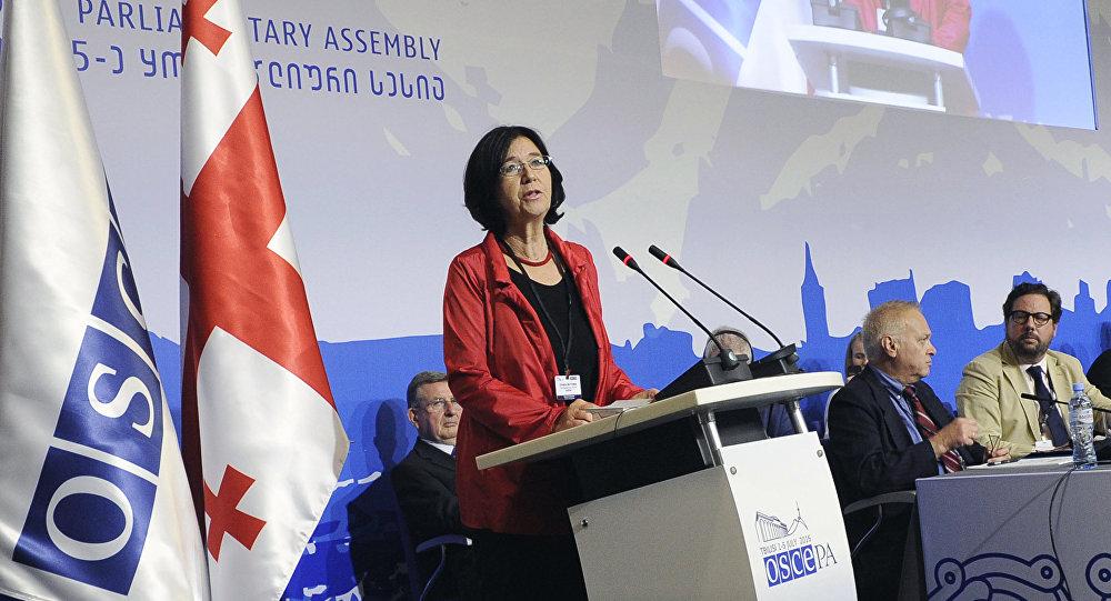 ПредседательПА ОБСЕ приедет вМинск весной последующего года
