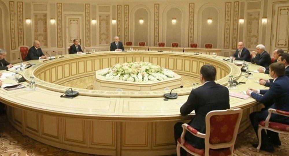 Александр Лукашенко провел встречу сгубернатором Иркутской области