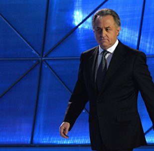 Заместитель председателя правительства РФ, президент Российского футбольного союза Виталий Мутко