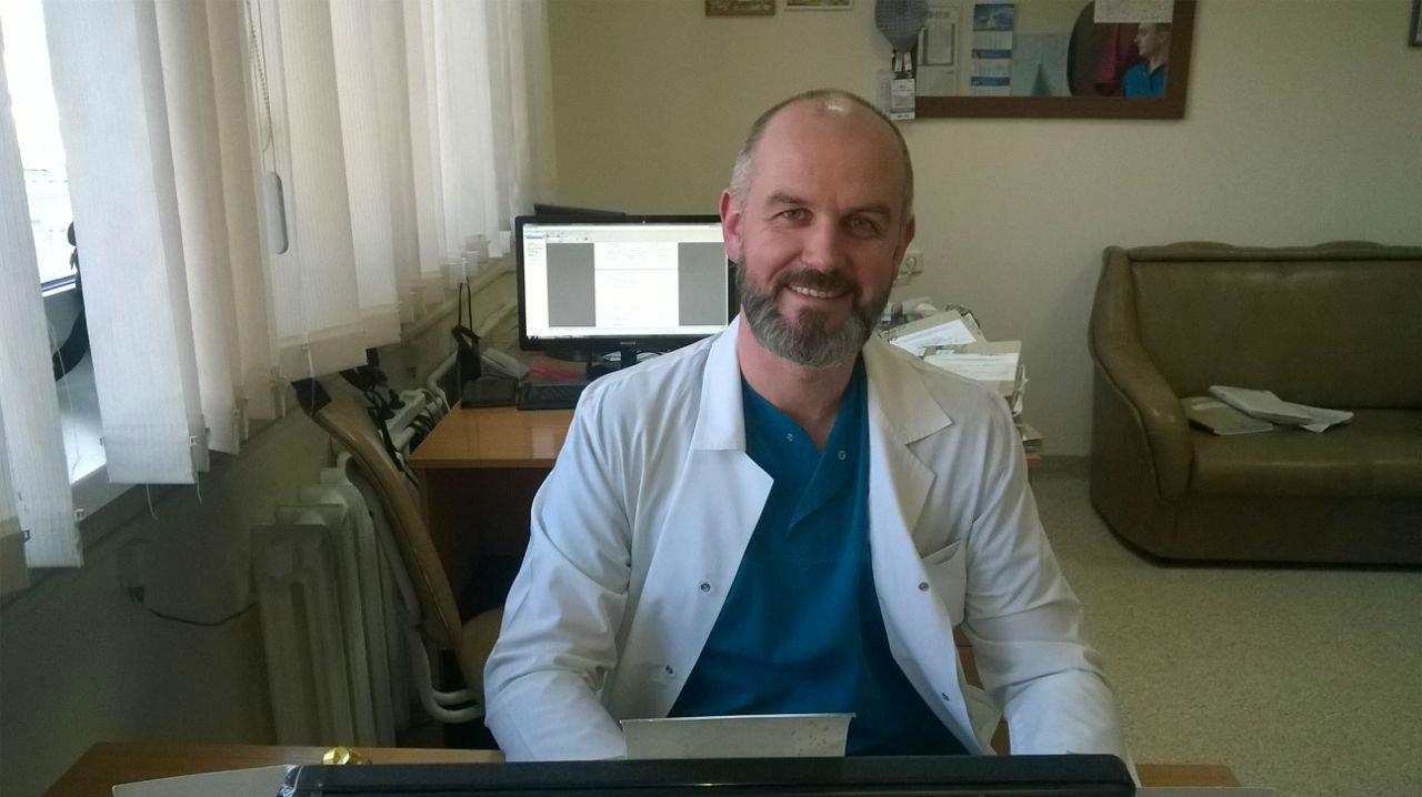 Хирург-ортопед Евгений Петкевич