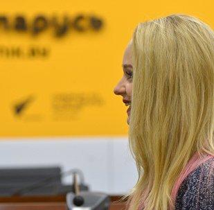 Финалистка отбора на Евровидение Kattie