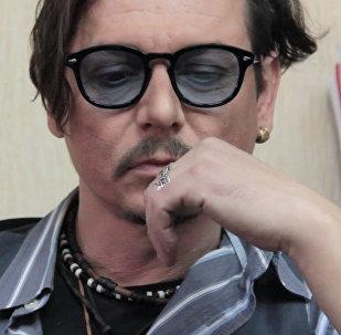 Джонни Депп поселился в Ростове-на-Дону и играет в местном театре