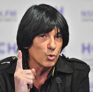 П/к лидера французской группы Space Дидье Маруани