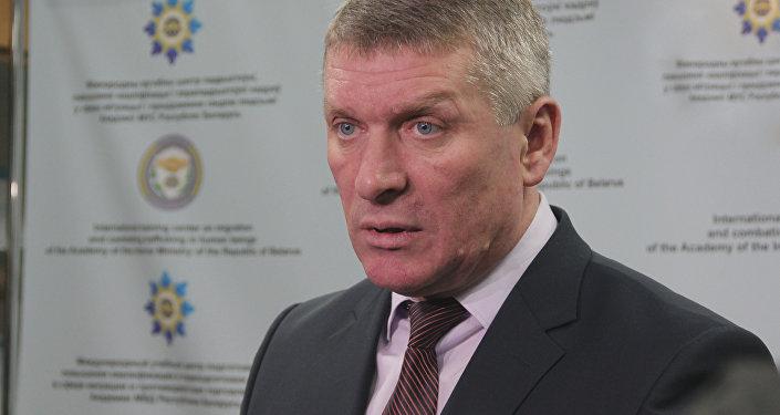 Замглавы МВД Николай Мельченко
