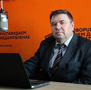 Председатель Союза поляков Беларуси Мечислав Лысый