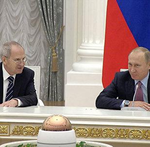 Свалились с другой планеты - Путин об отказе Литвы принимать российских судей