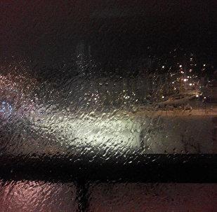 Ледяной дождь в Минске