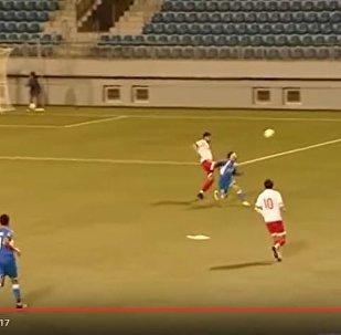 Видео матча Кубка Азербайджана по футболу между Ряваном и Азалом