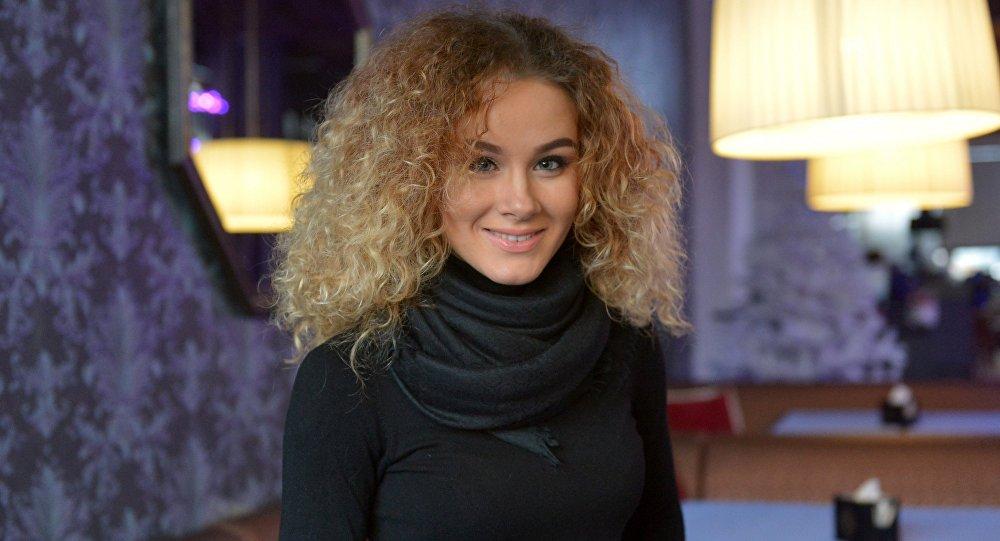 Финалистка национального отбора на Евровидение-2017 Napoli (Ольга Шиманская)