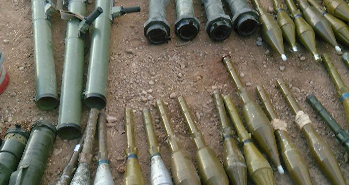 Исламские боевики изэкстремистской группировки вновь пробуют захватить Пальмиру