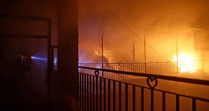 Террористы усилили атаки наПальмиру— МинобороныРФ