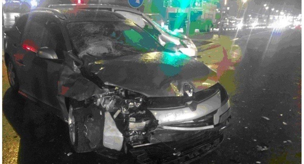 ВДТП вГродно пострадали трое человек, включая 14-летнюю девочку
