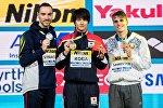 Павел Санкович завоевал бронзу Чемпионата мира на короткой воде