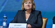 Министр информации Лилия Ананич
