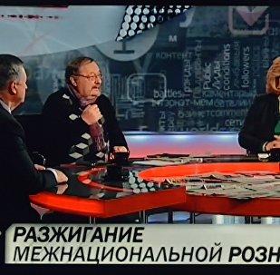Заседание Клуба редакторов