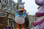 Персанаж з парку забаў Disney World