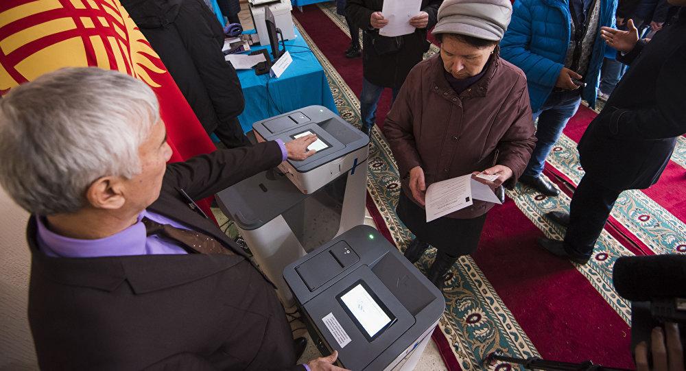 Референдум в Кыргызстане