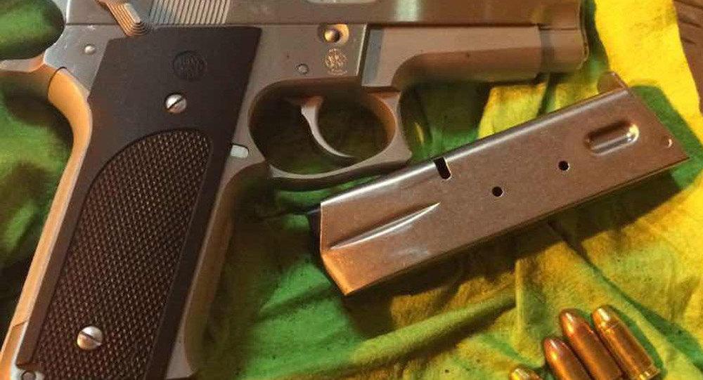 Брестские пограничники предотвратили попытку ввоза огнестрельного оружия ибоеприпасов