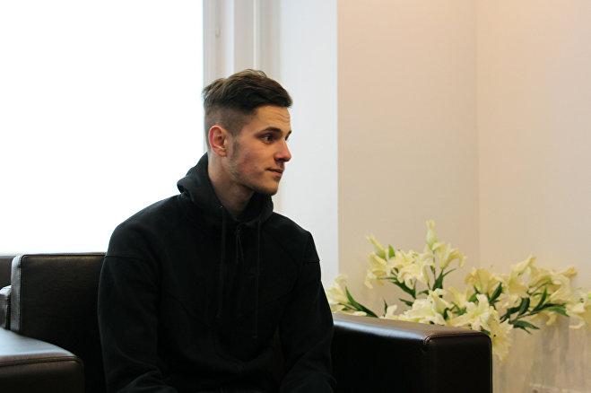 Никита Ходас - Финалист национального отбора Евровидения