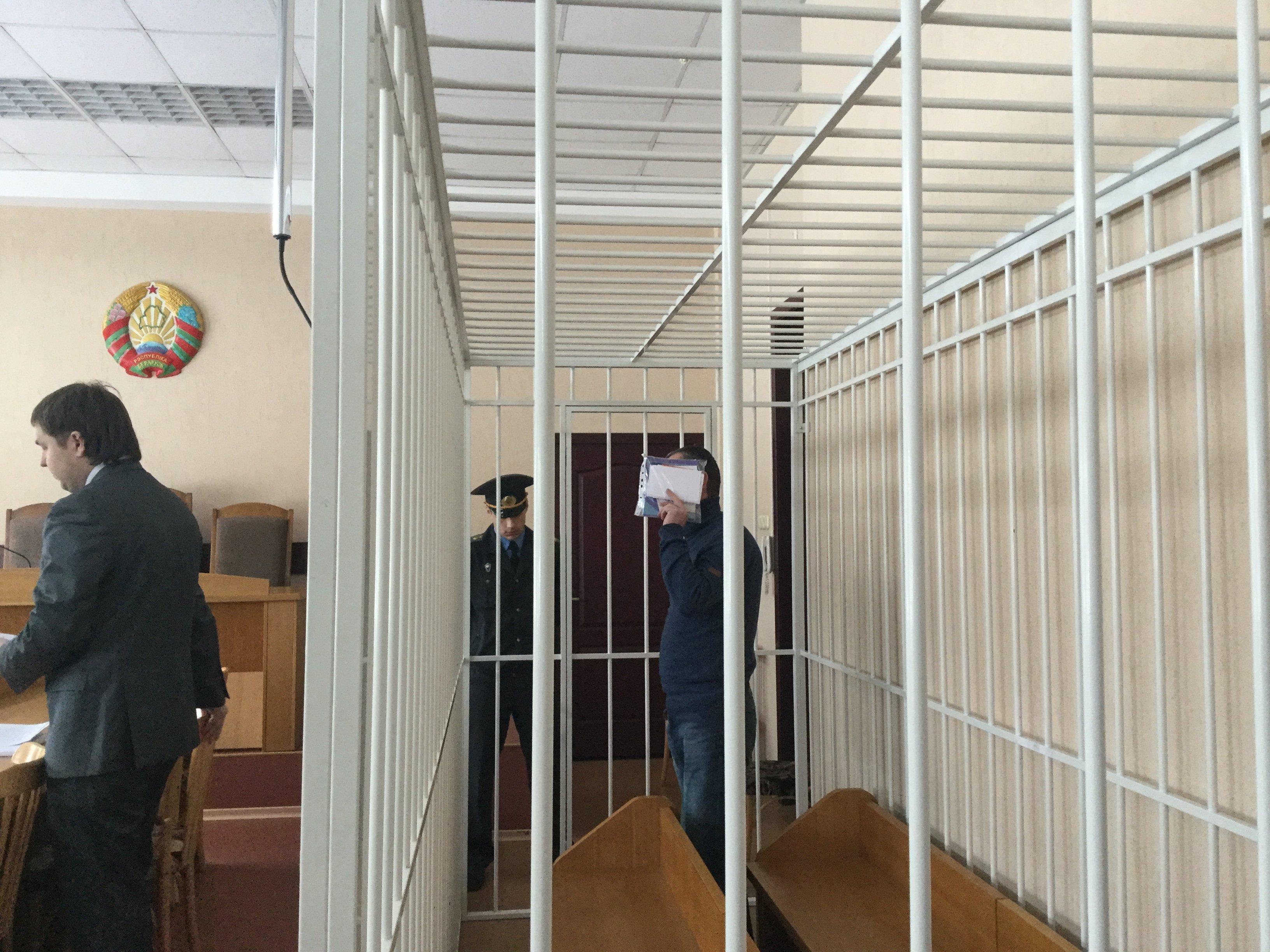 ВМинске судят водителя, сбившего насмерть студенток кконцу весны