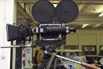 Киноаппарат, архивное фото