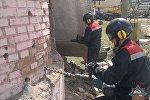 Демонтаж здания специалистами ПСАО Витязь