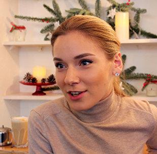 Участница отбора на Евровидение Анастасия Шеверенко
