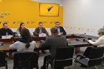 Круглый стол, посвященный Международному дню мигранта