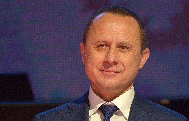 Председатель правления Беларусбанка Сергей Писарик