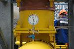 Комплекс подготовки и транспортировки экспортного газа