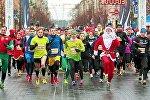 Рождественский забег в Вильнюсе