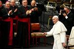 Папа Римский Франциск отметит 17 декабря 80-летие