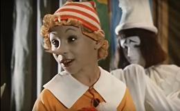 Кадр из кинофильма Приключения Буратино