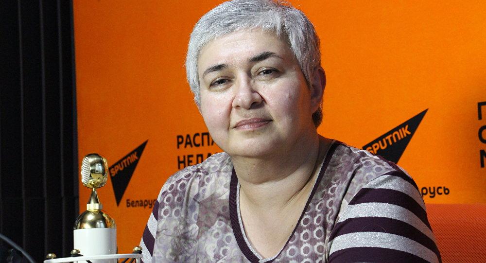 Администратор форума Биатлон-Russia Лиана Минасян