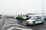 Первые испытатели Вильнюсской окружной автодороги