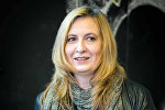 Белорусская писательница Людмила Рублевская
