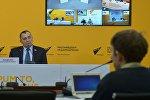 Участники видеомоста: Создание СНГ не допустило югославского сценария