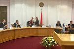 Секретарем ЦИК избрали Елену Дмухайло